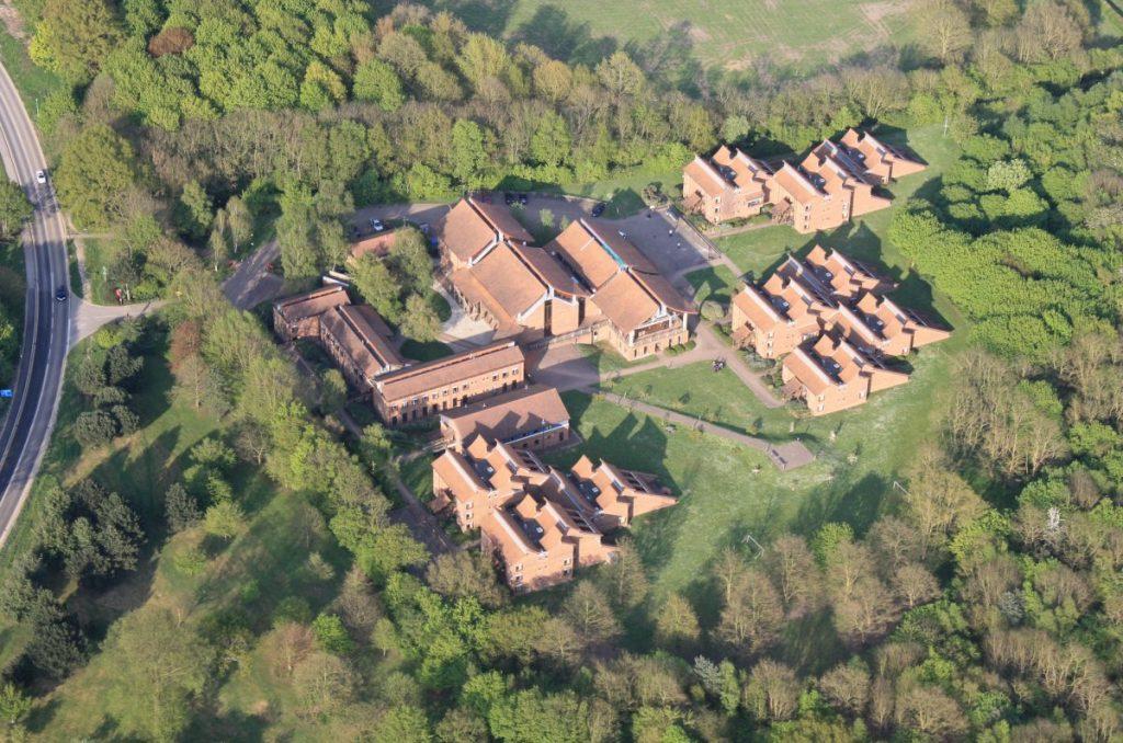 A11 Aerial shot